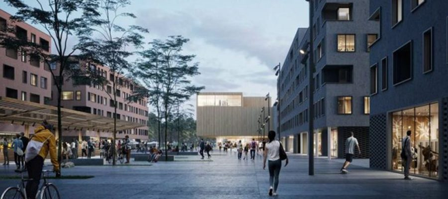 Projekt osiedla Mieszkanie Plus nagrodzony na szczycie klimatycznym w Katowicach