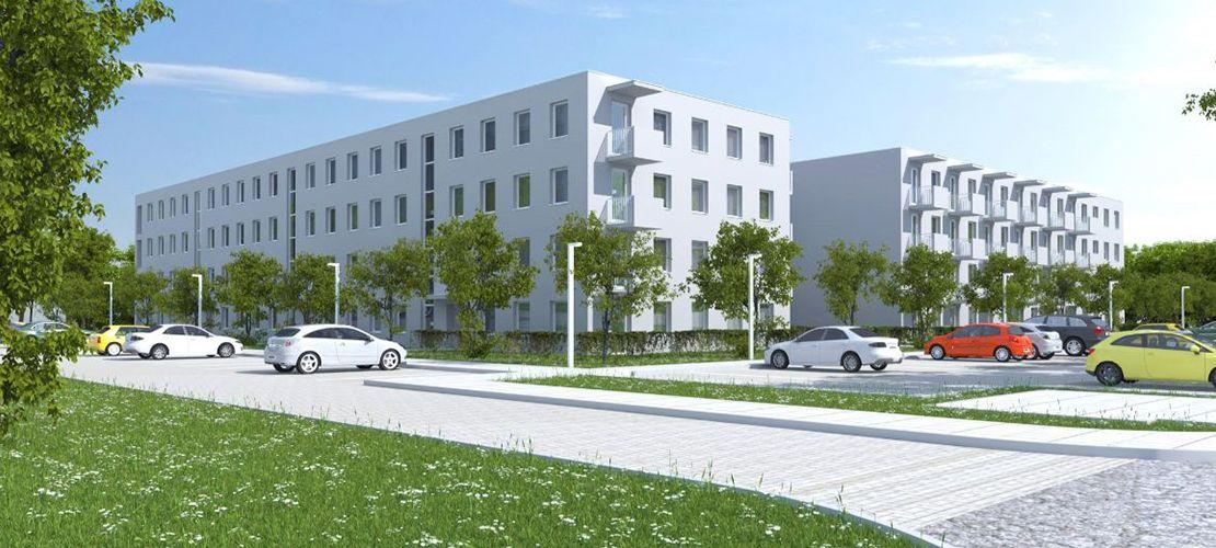 """Mieszkanie Plus wŚwidniku – rusza ankieta dla zainteresowanych mieszkaniami przy ul.Gen. S. Roweckiego """"Grota""""."""