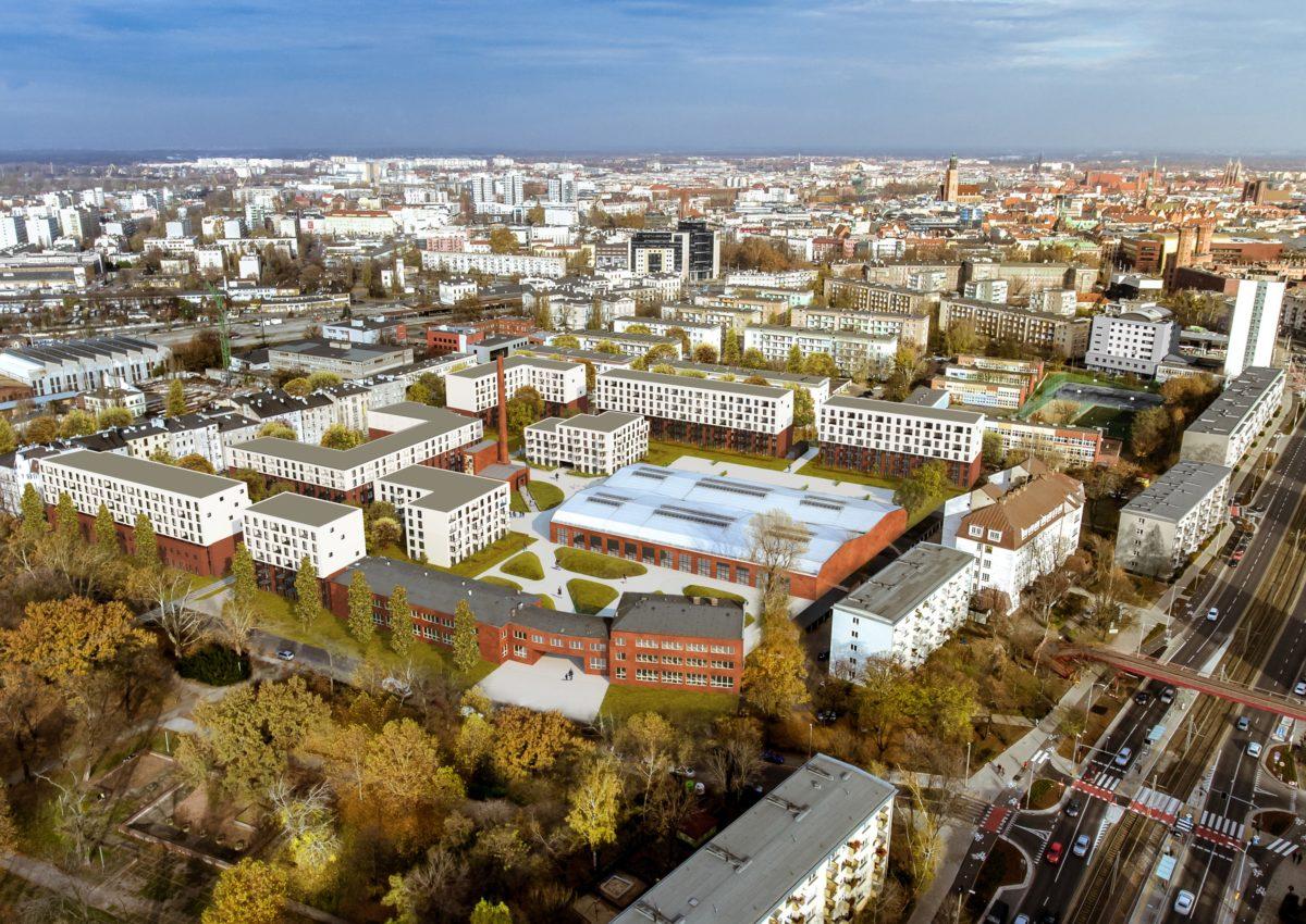 Wrocław, ul.Kolejowa B2 Studio