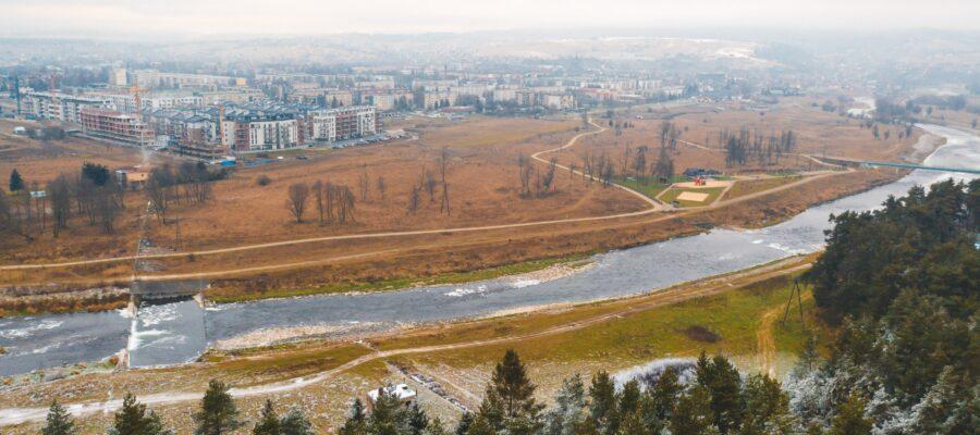 PFR Nieruchomości_Nowy Targ_ teren inwestycji